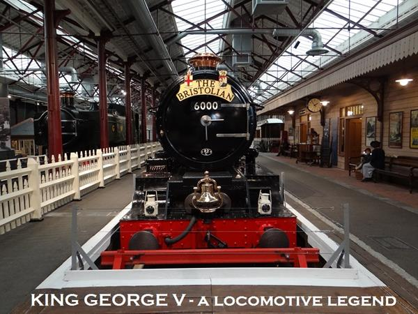 KGV: A Locomotive Legend Exhibition