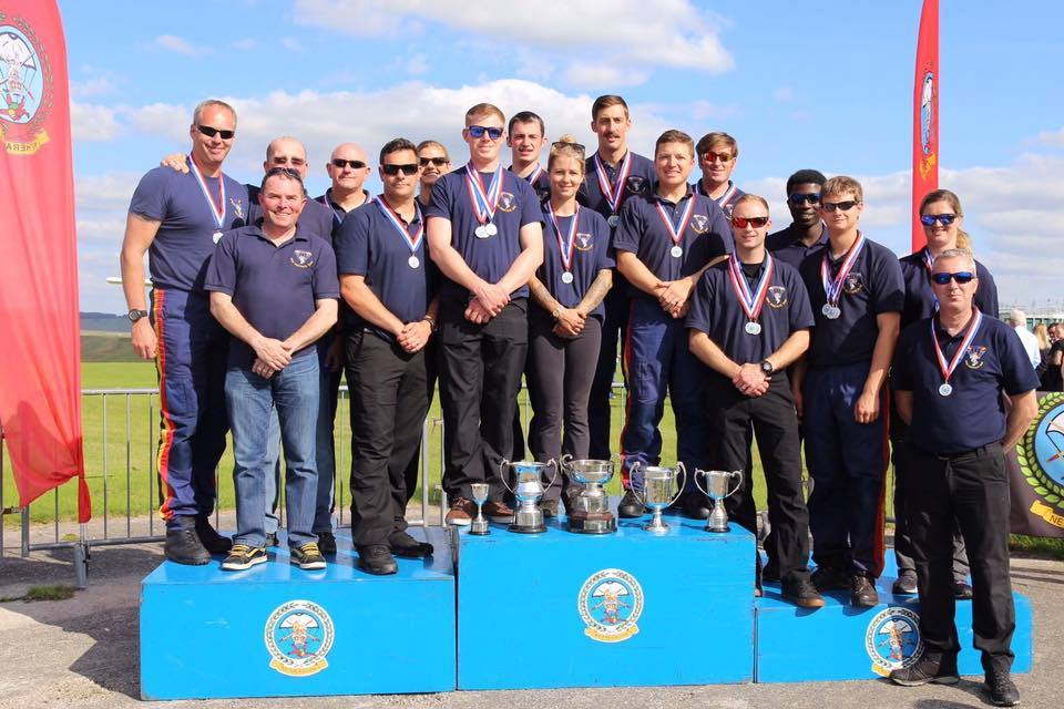Armed Forces Parachute Championship 2018