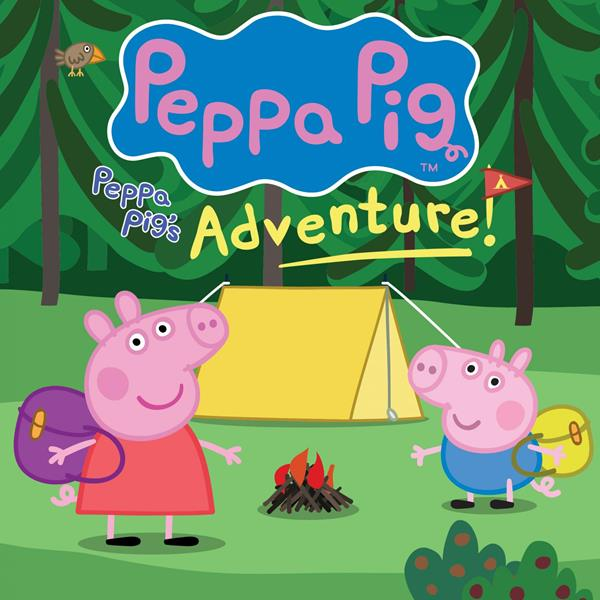 Win 4 Tickets to Peppa Pig's Adventure
