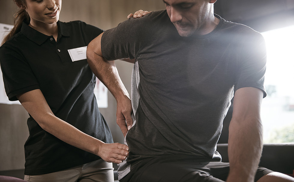 Level 4 Lower Back Pain Course