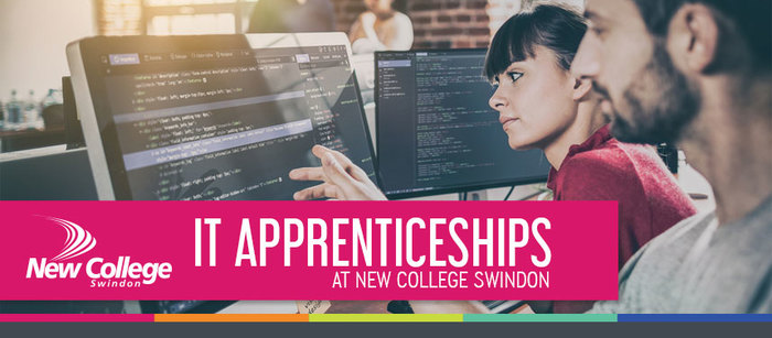 IT Apprenticeships at New College Swindon
