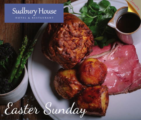 Easter Sunday Lunch in Magnolia Brasserie