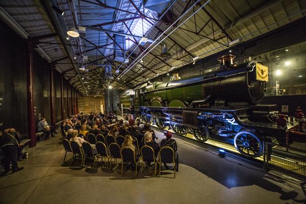 Next Stop Swindon! GinFestival.com are set to return to the Steam Museum