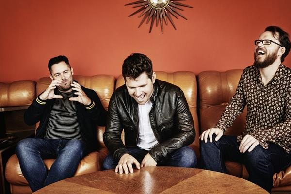 TGt Meets… Scouting For Girls