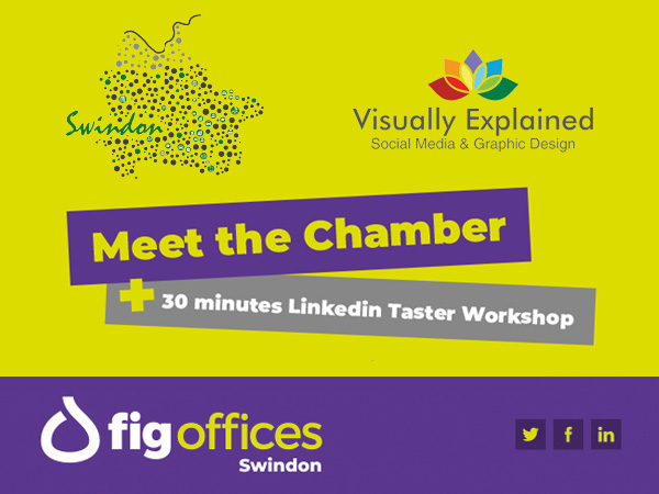 Meet the Chamber Event at Fig Offices Swindon