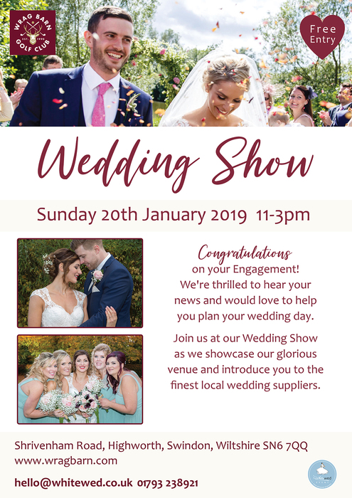 Wrag Barn Wedding Fair