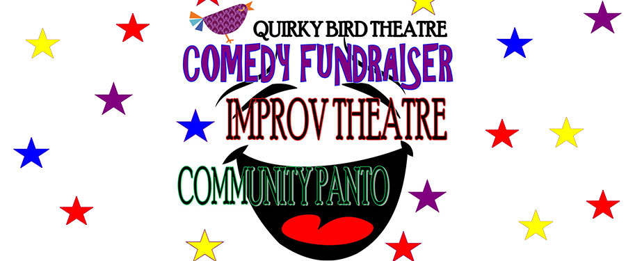 Quirky Bird's Comedy Fundraiser