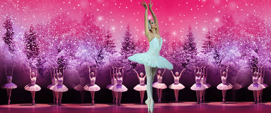 The Russian State Ballet of Siberia: The Nutcracker