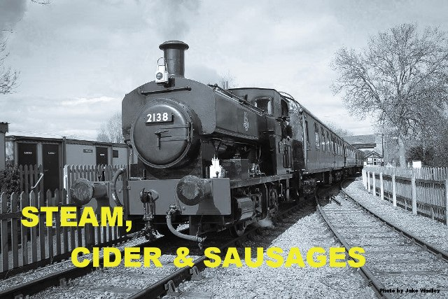 Steam, Cider and Sausages