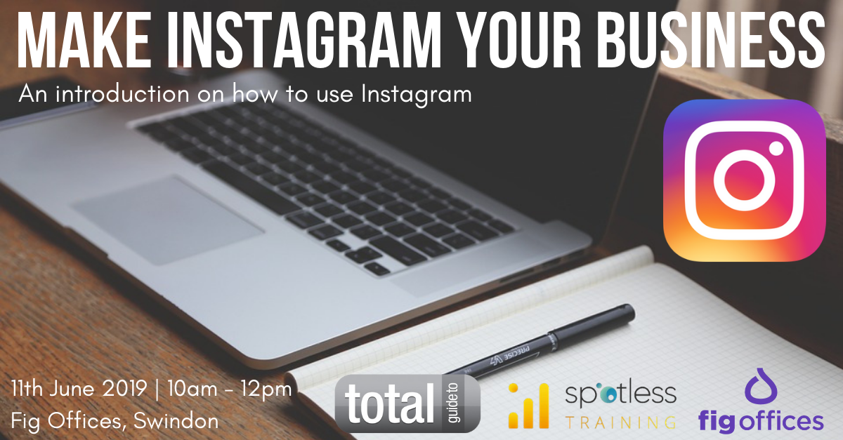 Make Instagram your Business: An introduction on how to use Instagram