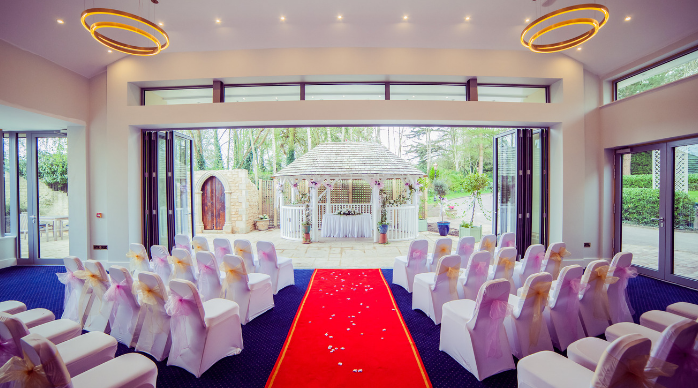 Wedding Showcase at Blunsdon House Hotel
