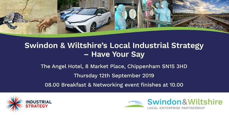 Local Industrial Strategy Breakfast