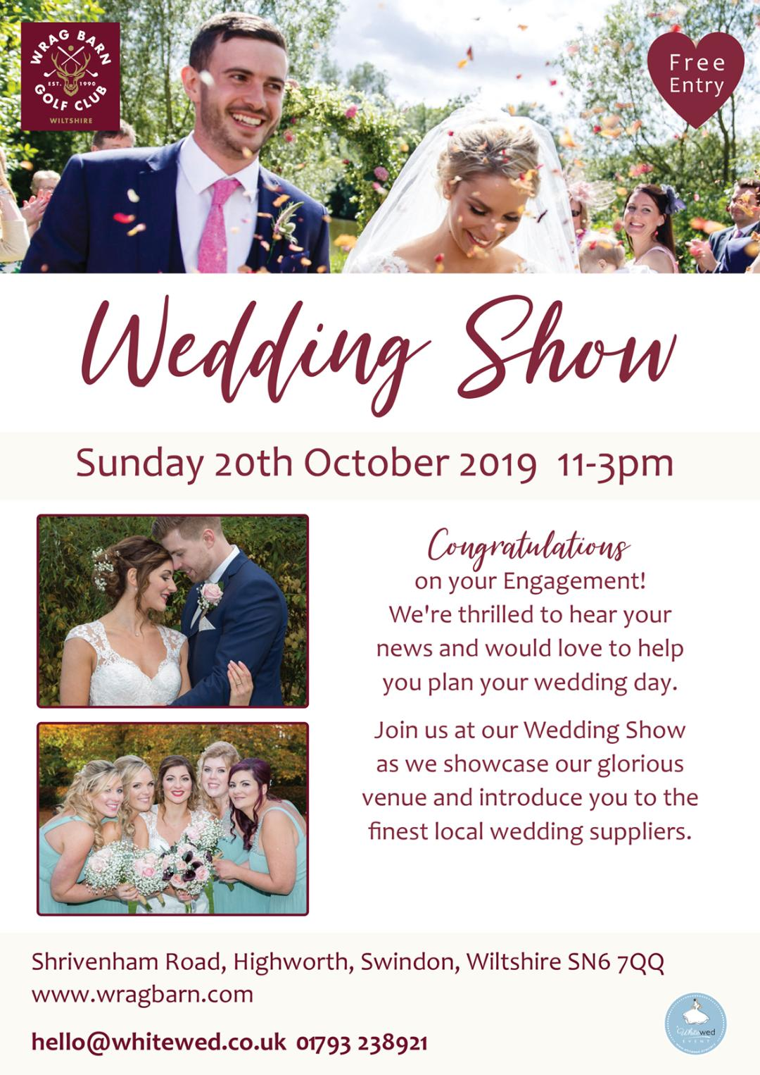 Wrag Barn's Wedding Show
