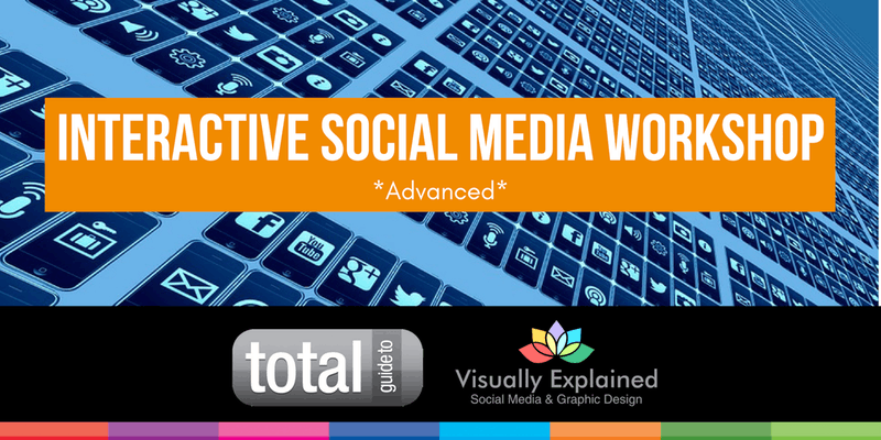 Advanced Interactive Social Media Workshop