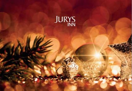 Holly Jolly Christmas Party Nights at Jurys Inn