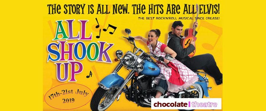 Chocolate Theatre presents All Shook Up