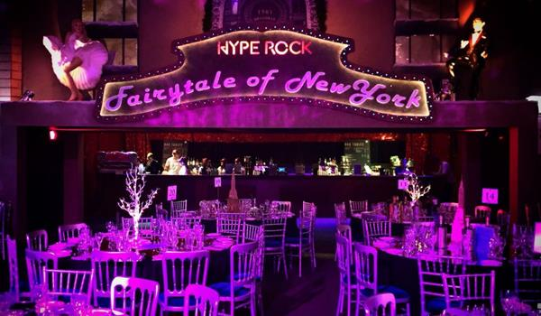 Fairytale in New York