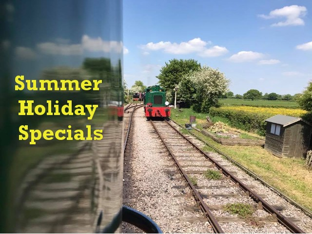 Summer Holiday Special