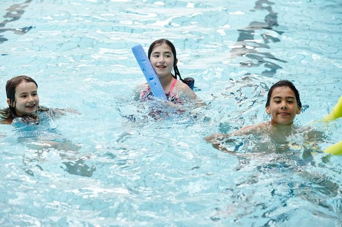 Family Swim Sessions at Health Hydro
