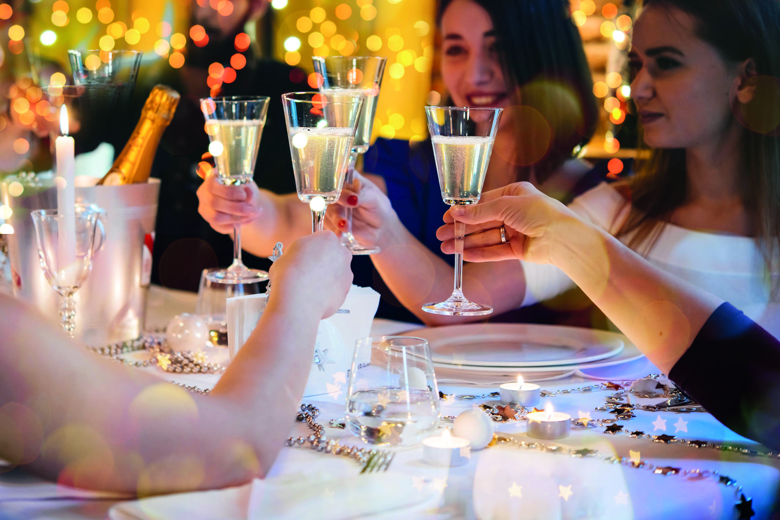 Private Christmas Parties at The Wiltshire