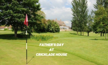Father's Day Special at Cricklade House Hotel