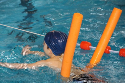 Family Swim Sessions at Dorcan Recreation Centre
