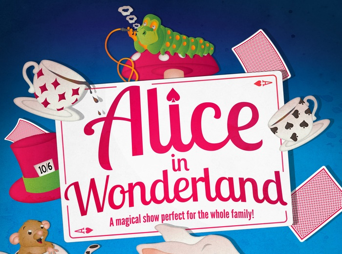 Open Air Theatre: Alice in Wonderland