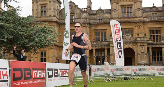 THE WESTONBIRT SPRINT TRI