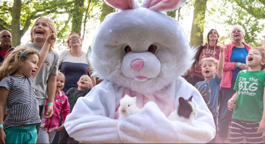 Easter Trail at Roves Farm