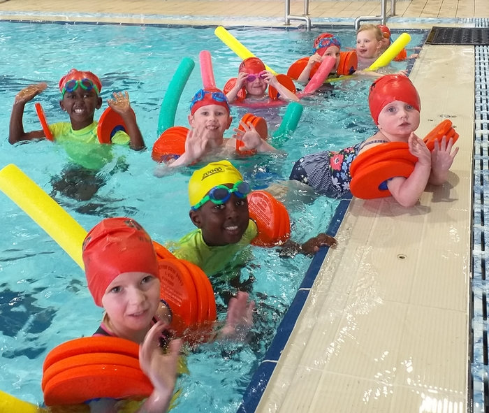 Swim School Intensive Lessons