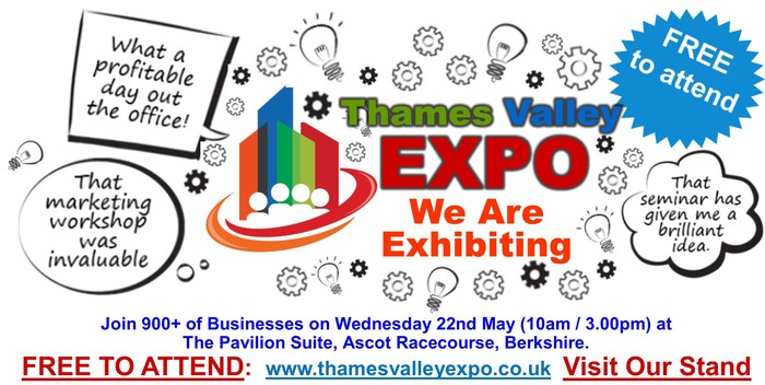 Visually Explained will be at The Region's Largest & Longest Running Expo