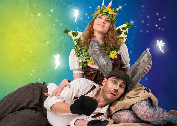 Win a Family Ticket to Lydiard's Open Air Theatre Performance of 'A Midsummer Night's Dream'