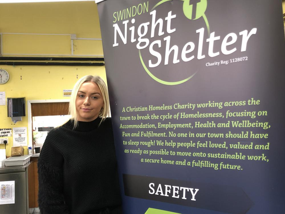 Homeless charity appeals to Swindon businesses to become financial partners
