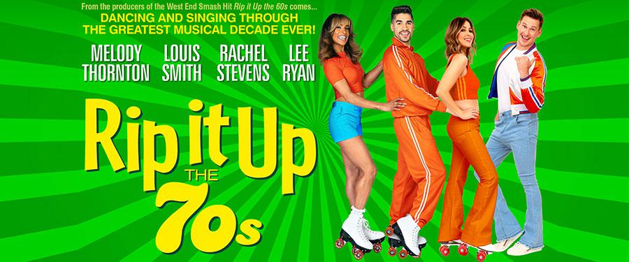 Rip It Up - The 70s