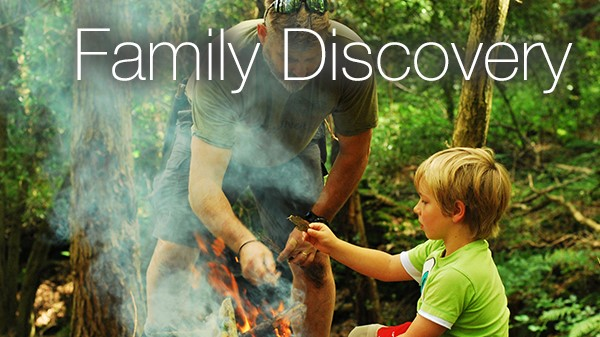 Family Discovery Day at South Cerney Outdoor