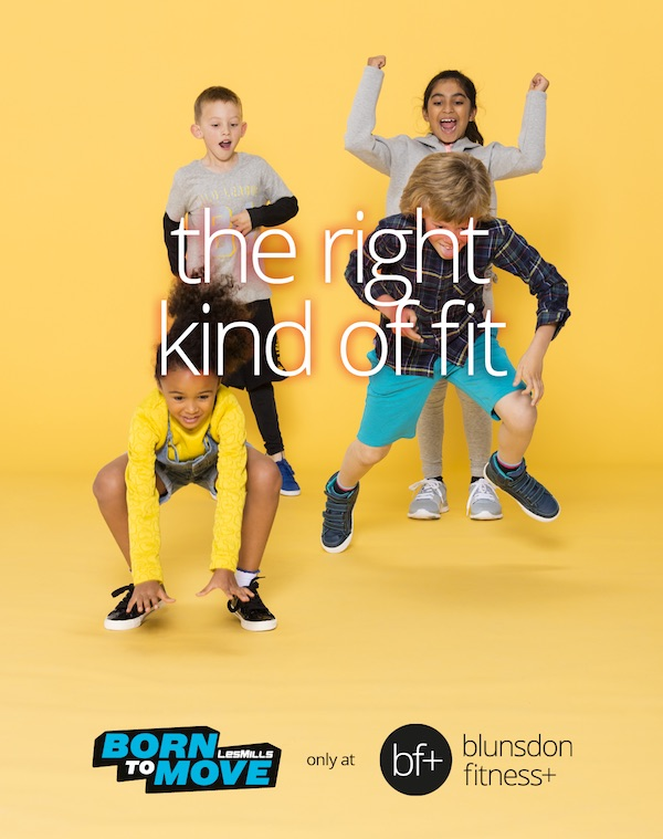 Fitness Classes for Kids @ bf+