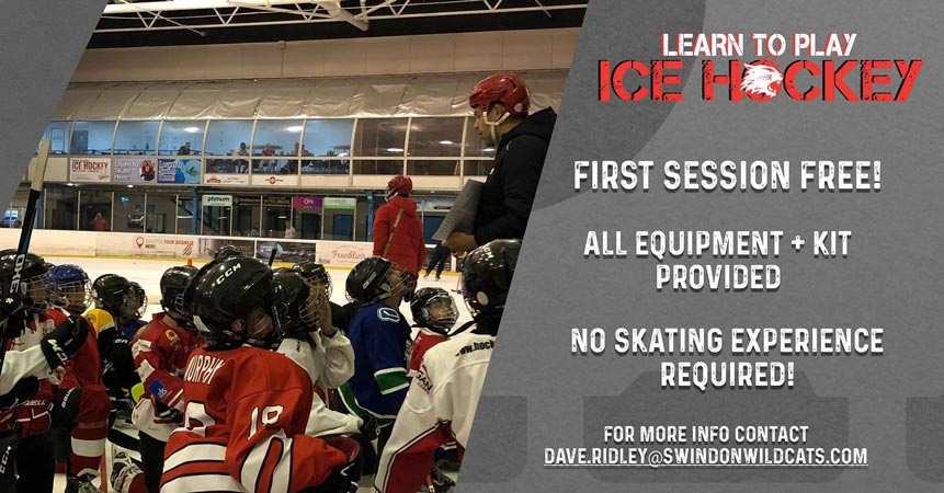 Learn to Play Ice Hockey