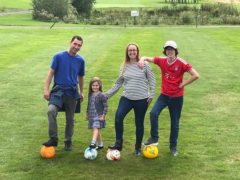 Review: Basset Down's Footgolf Course