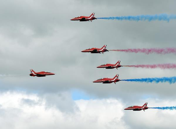 Visit the Royal International Air Tattoo