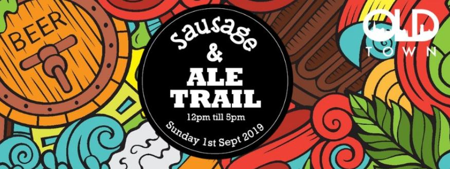 Sausage and Ale Trail 2019