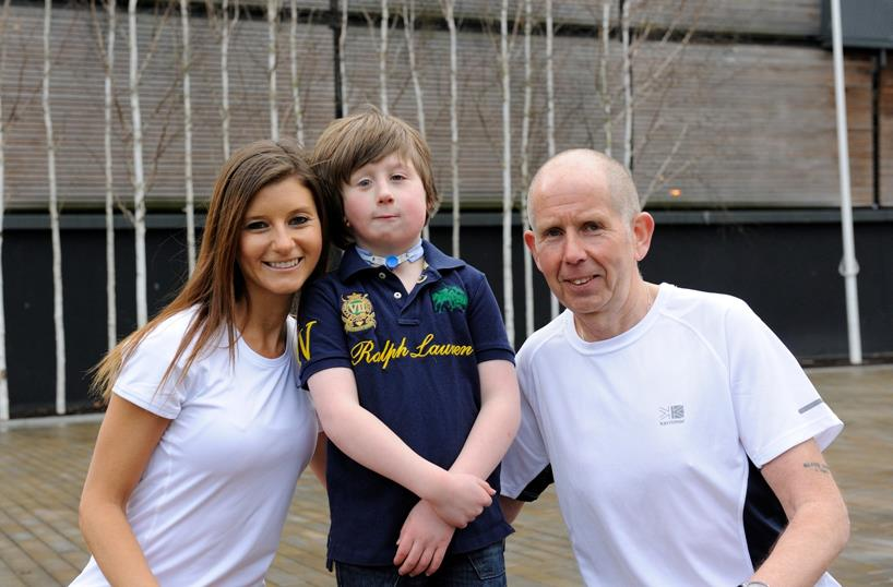 Runners Aim to Raise Money for Swindon Based Charity Goldenhar