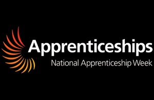 Local Training Company Gives National Apprenticeship Week the 'Green' Light
