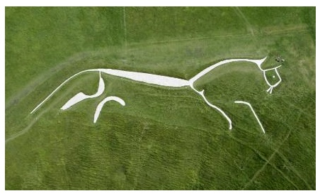 The White Horse at Uffington