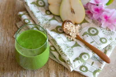 Recipe: Pear and Vanilla Blast