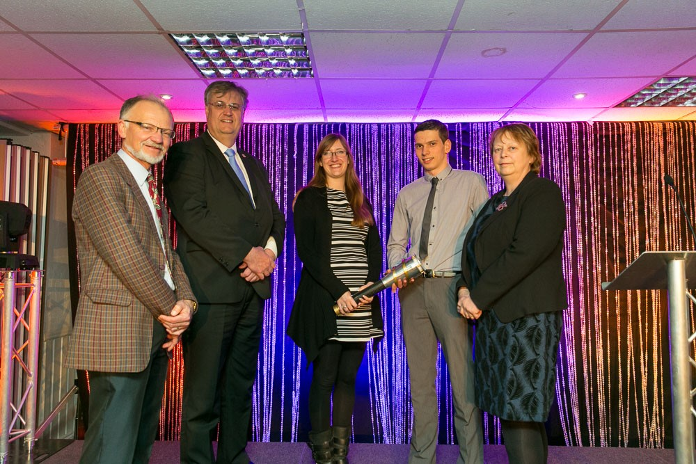 Apprentices Recognised at Awards Ceremony