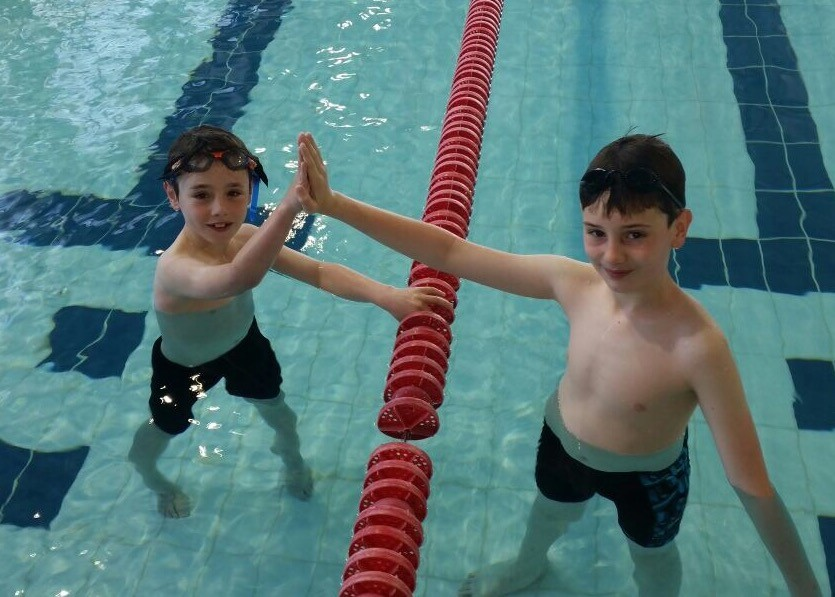 Link Centre and Healthy Hydro Host 30th Anniversary Swimathon Events