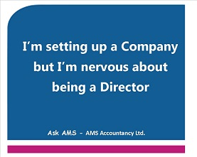 Limited Company Director – What are the Advantages? #AskAMS