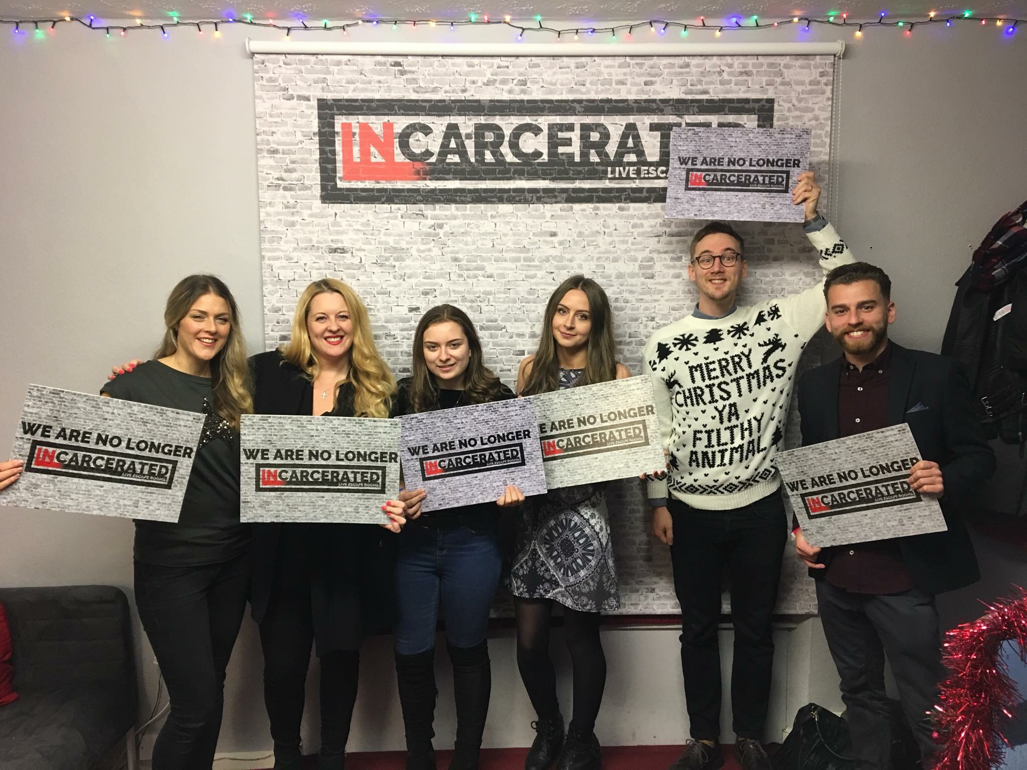 REVIEW: Incarcerated Live Escape Rooms