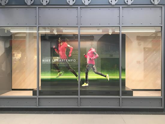New Nike Store Opens At Swindon Designer Outlet