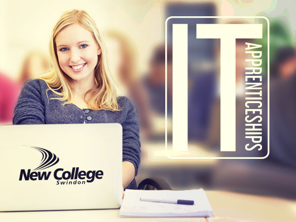 Level 3 IT Apprenticeships at New College Swindon